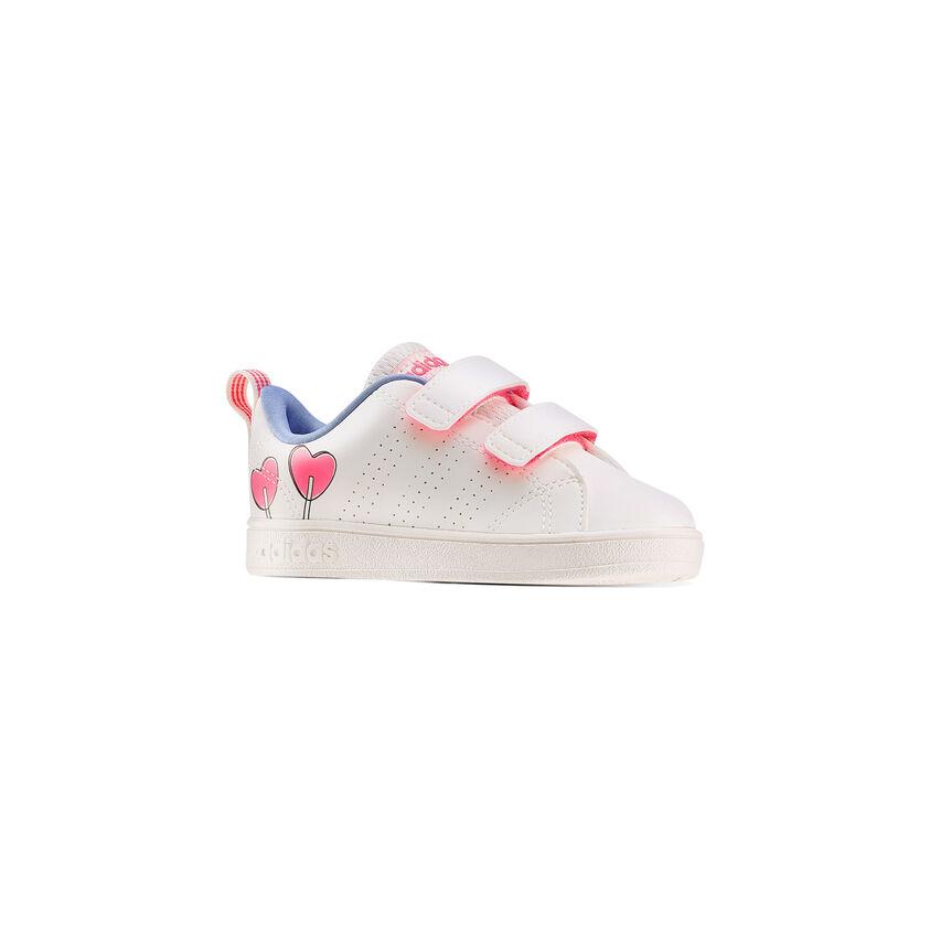 separation shoes 50b29 408e7 Sneakers Adidas da bambino, Bianco