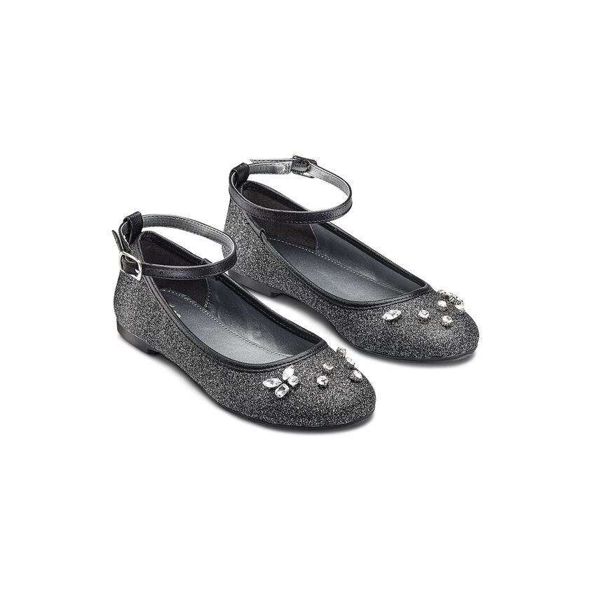 comprare on line cb8fc 0d160 Ballerine con cinturino alla caviglia