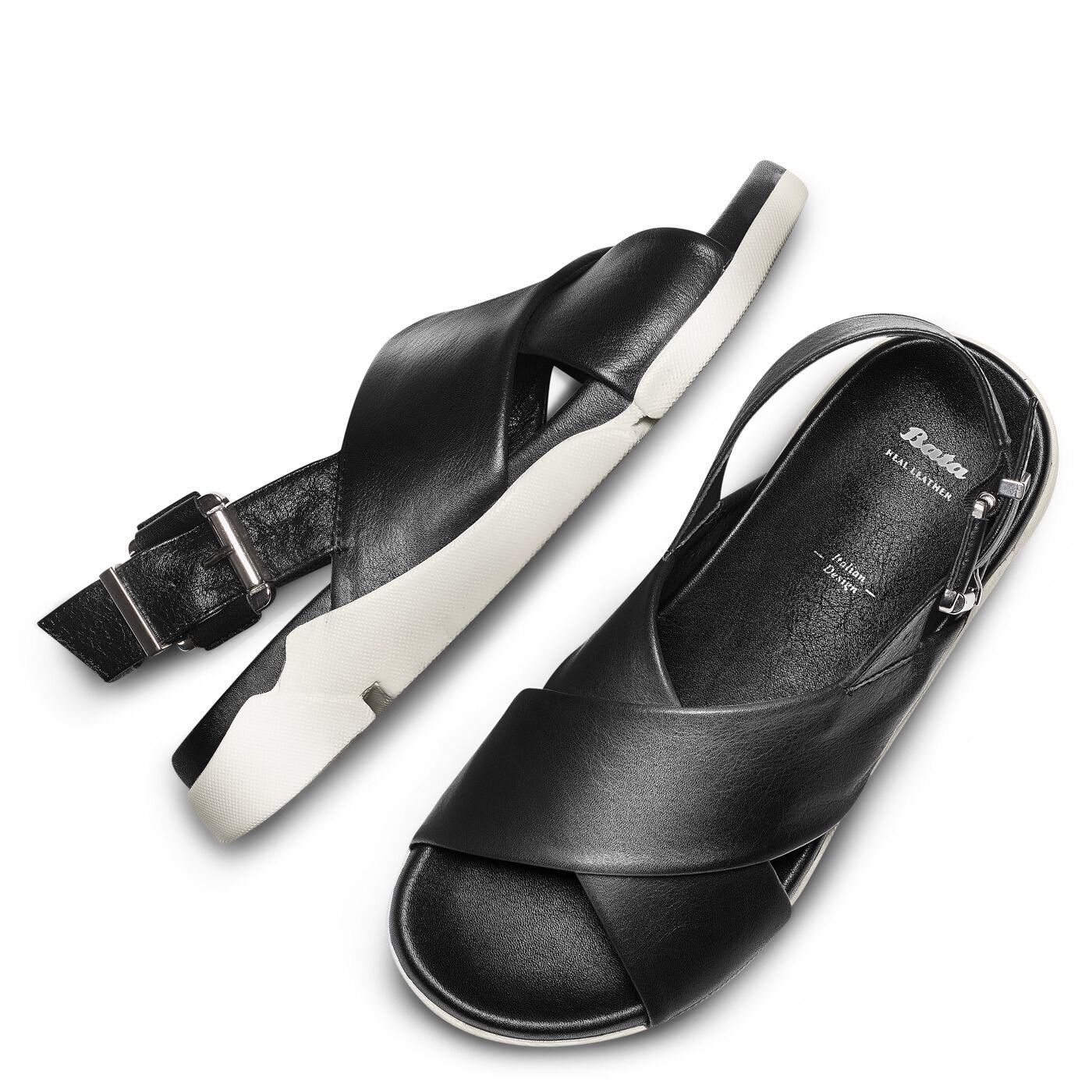 ciabatte scarpe donna fuxia nero bianco azzurro fondo sagomato fibbie