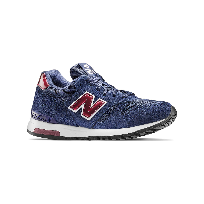 new balance 565 donna blu