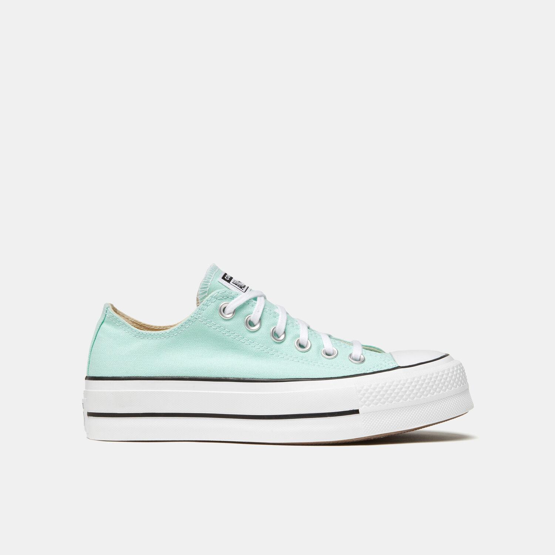 scarpe converse donna verde