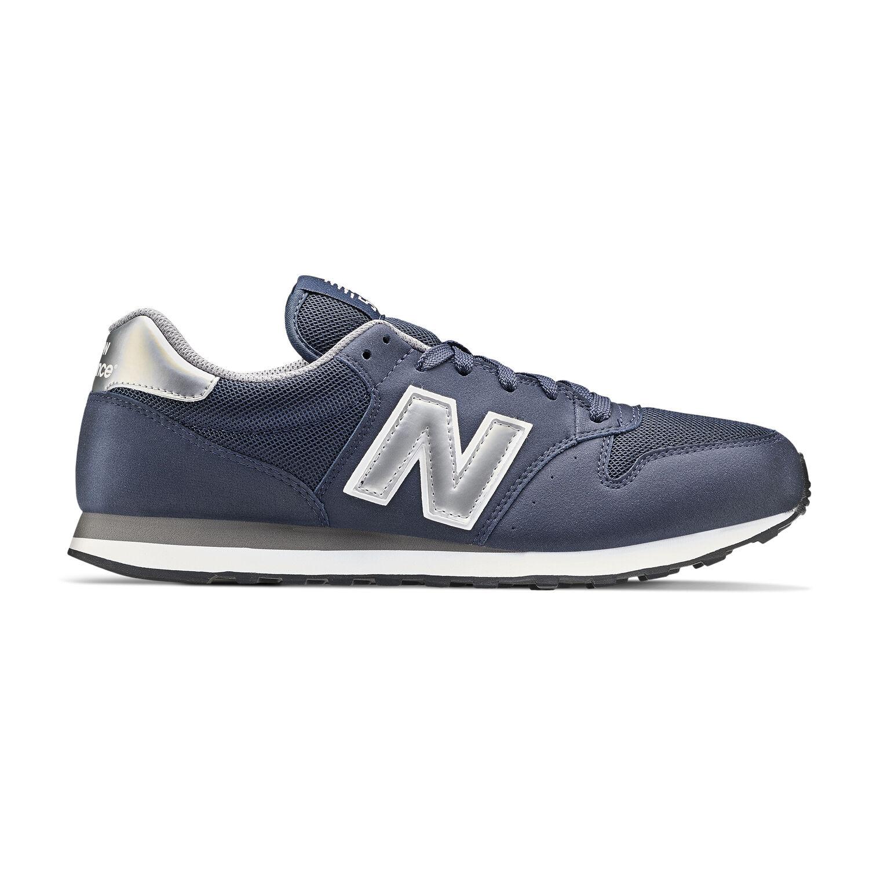 new balance uomo 500 nere