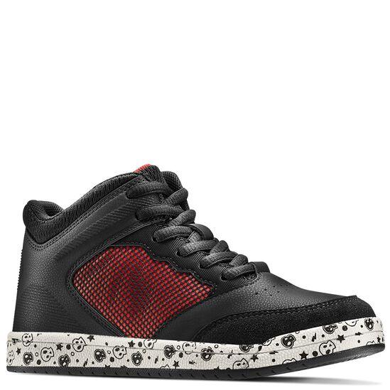 87c660adb0eac4 Sneakers alte da bambino, Nero