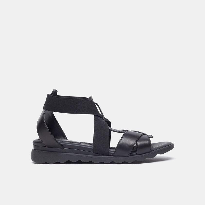 Sandali con cinturino elastico