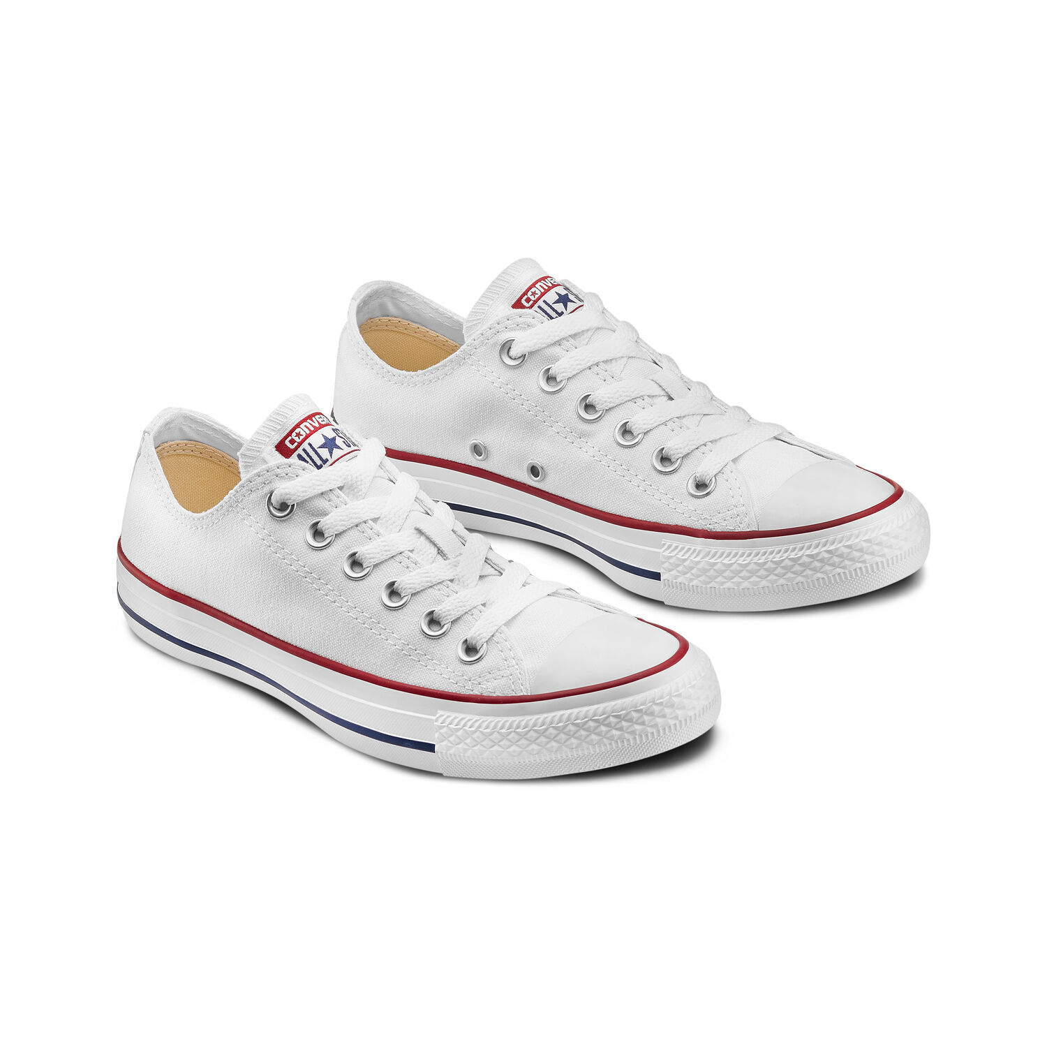 converse all star bianco