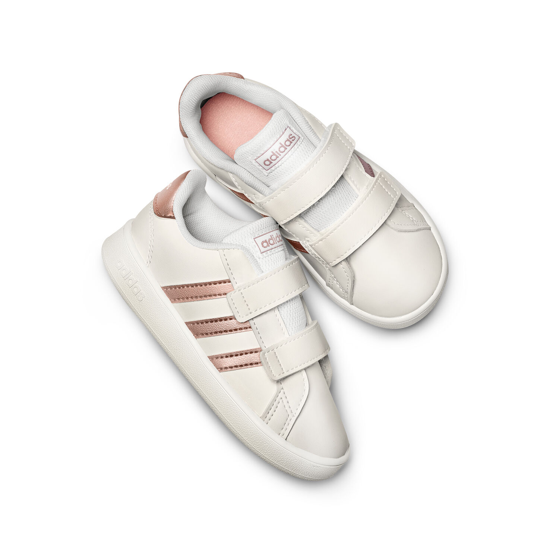 adidas court bambina