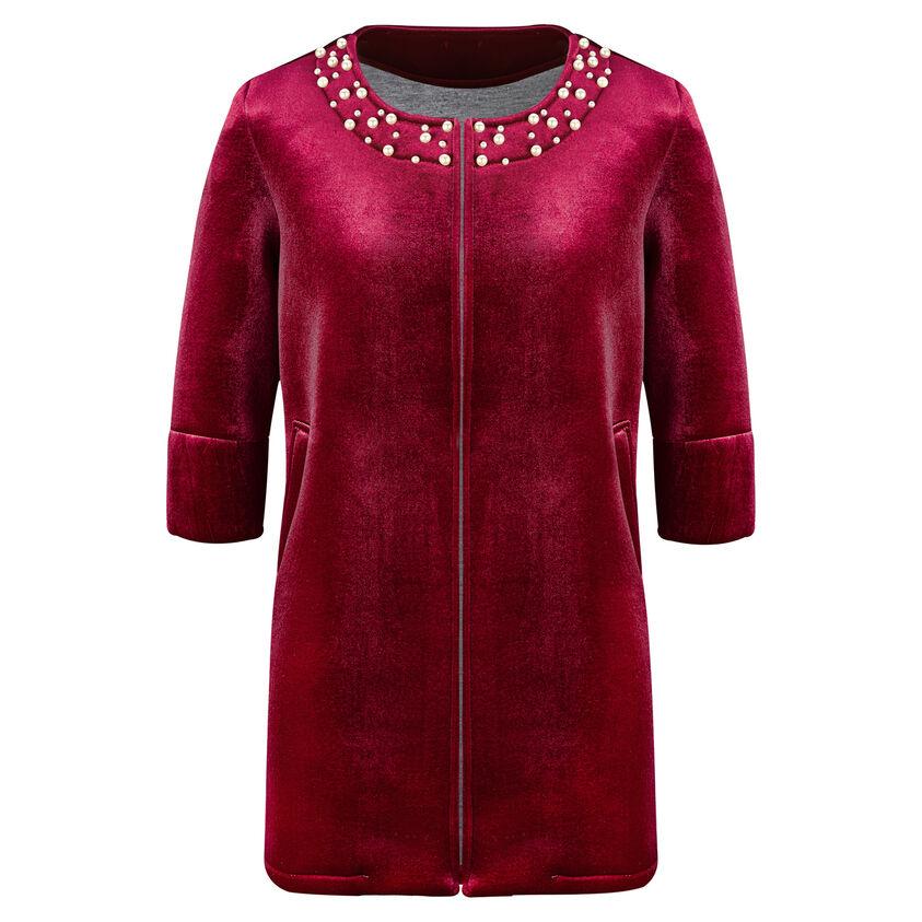 lower price with 3cdb1 58abb Cappotto rosso da donna $selectedColor   Bata