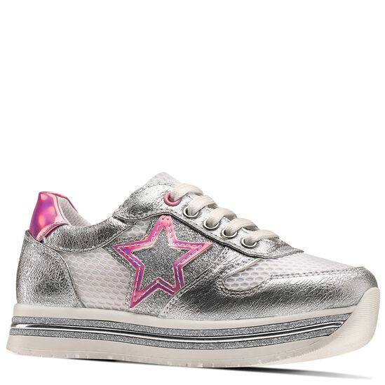 outlet store 6ed0d 3be51 Scarpe bambini, Argento