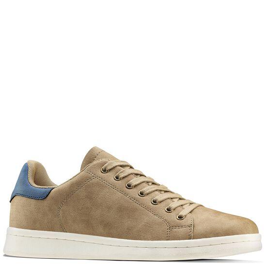 7f614b7daa Sneakers basse da uomo, Beige