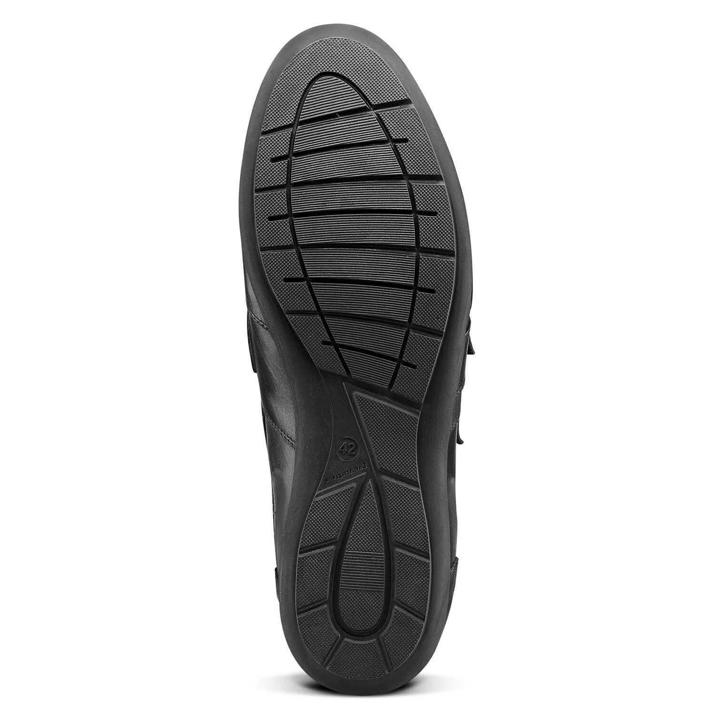 Scarpe con strappi da uomo Nero | Bata